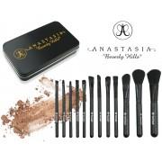 Набор кистей для макияжа Anastasia Beverly Hills 12 шт