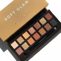 Палетка теней Anastasia Beverly Hills Soft Glam