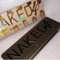 Палетка теней  Urban Decay  Naked 4