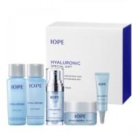 Корейский набор от IOPE  Hyaluronic Special Gift 5Set