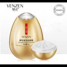 Venzen Yeast Eggshell Cream протеиновая крем-маска на яичном белке 30 ml