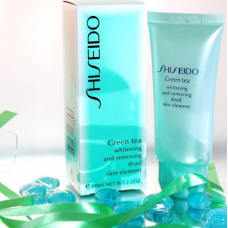 Пилинг ShiSeido Green Tea 60 мл