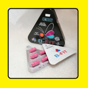 B-Fit капсулы для похудения - Fitness Slimmnig Capsule