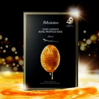 "Восстанавливающая тканевая маска с прополисом ""JMsolution Honey Luminous Royal Propolis Mask"""